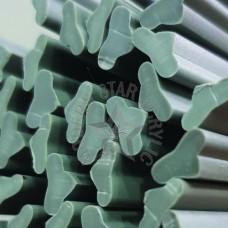 ลวดเชื่อม PVC สามเหลี่ยม